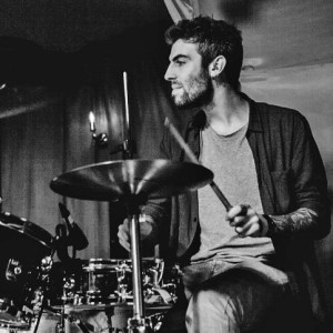 drummer luca romano live