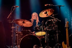 Sian Monaghan female drum teacher London