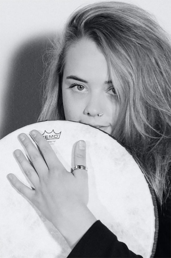 London percussion teacher