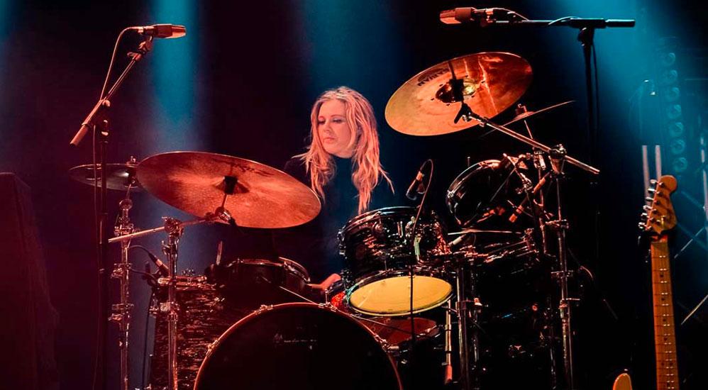 finsbury park drum teacher sian monaghan