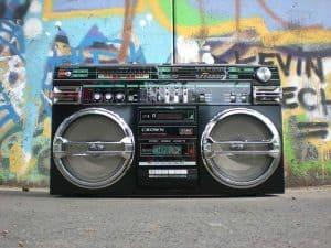 Write a hip hop groove